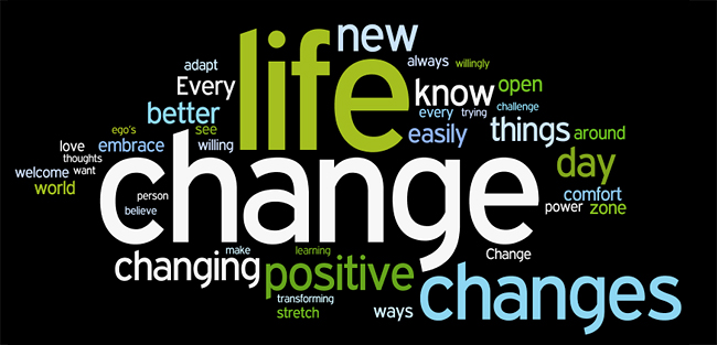 Positive changes in my life quotes pinterest