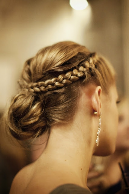 braid hairstyle for party
