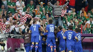 Celebración croata