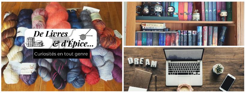 De livres et d'Épice ... Curiosités en tout genre !