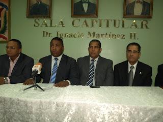 Bloque PRD ASDE denuncia actos de corrupción en administración de Juan de los Santos