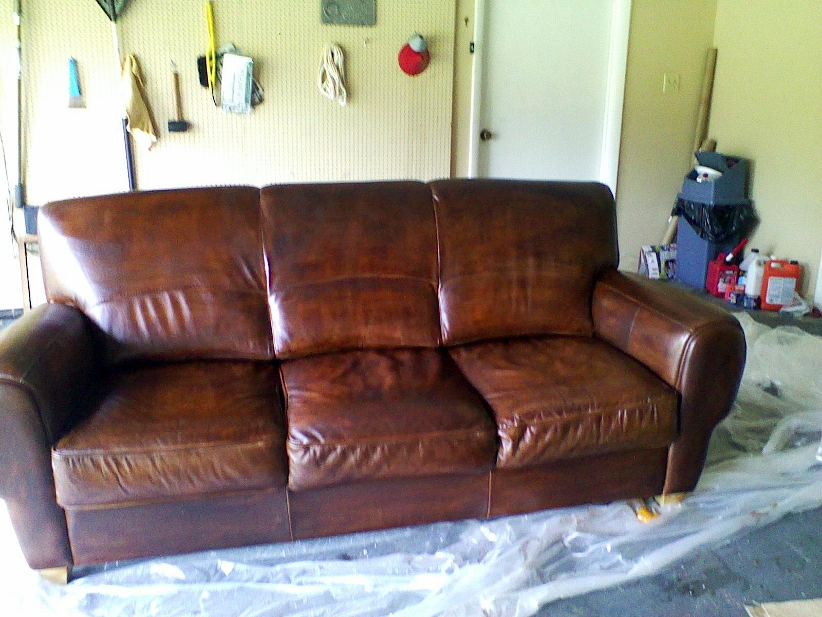 weeds how to dye or stain leather furniture rh knoxvilleflowerpot blogspot com dye leather sofa uk dye leather sofa leicester