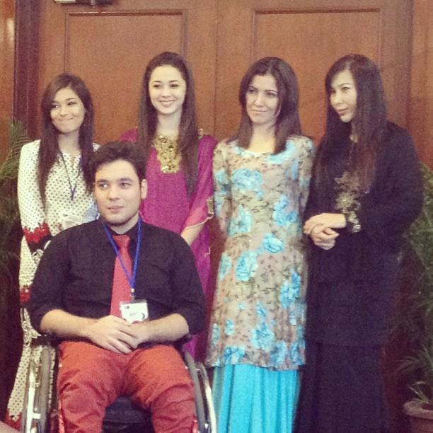 Gambar) Emma Ma'embong & 4 Adik Beradiknya Di PWTC, Hari Ini