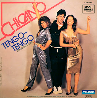 CHICANO - Tengo-Tengo (Extended Disco Re-Mix) ,Vinyl 12\
