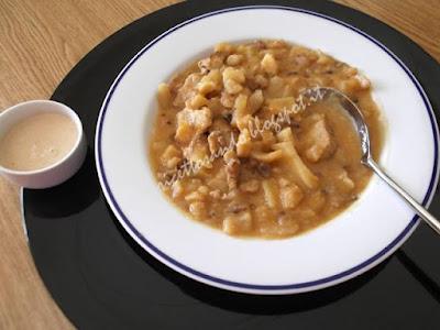 Carapulcra: piatto tipico andino ricetta di stufato di carne peruviana