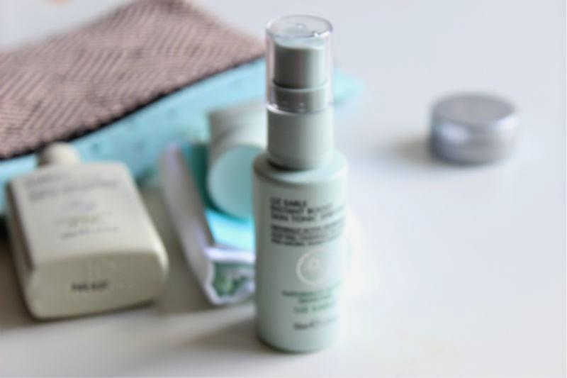 Liz Earle TravelTry Me Sizes