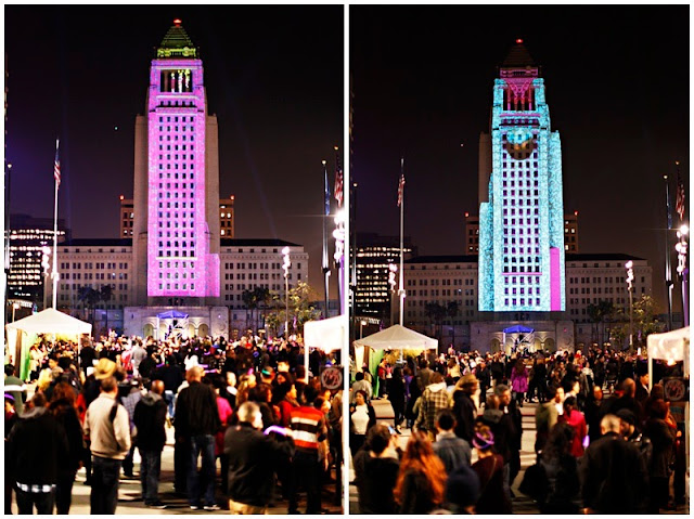 Los Angeles New Years