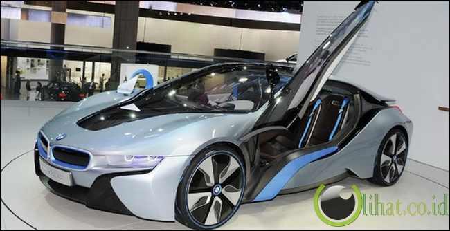 BMW Sport Hybrid i8