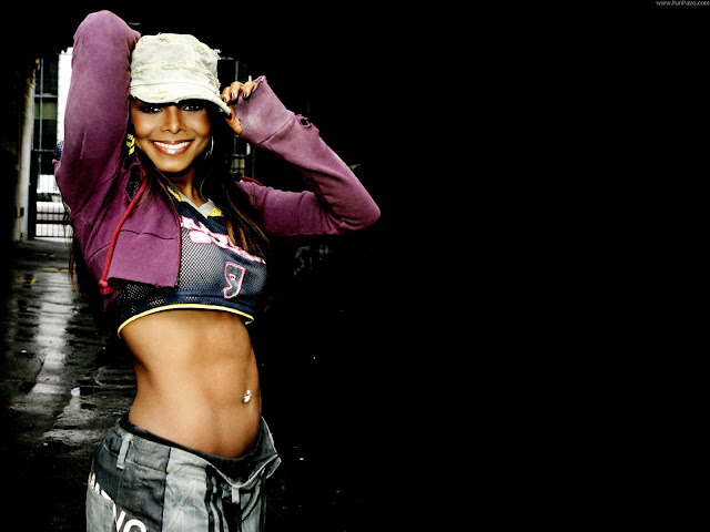 Janet Jackson HD Wallpaper -13