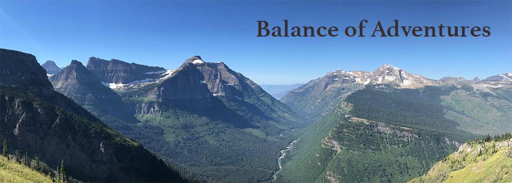 Balance of Adventures