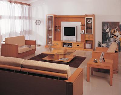 Форма мебели в интерьере