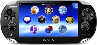 Spesifikasi Harga PS Vita di Indonesia 2013