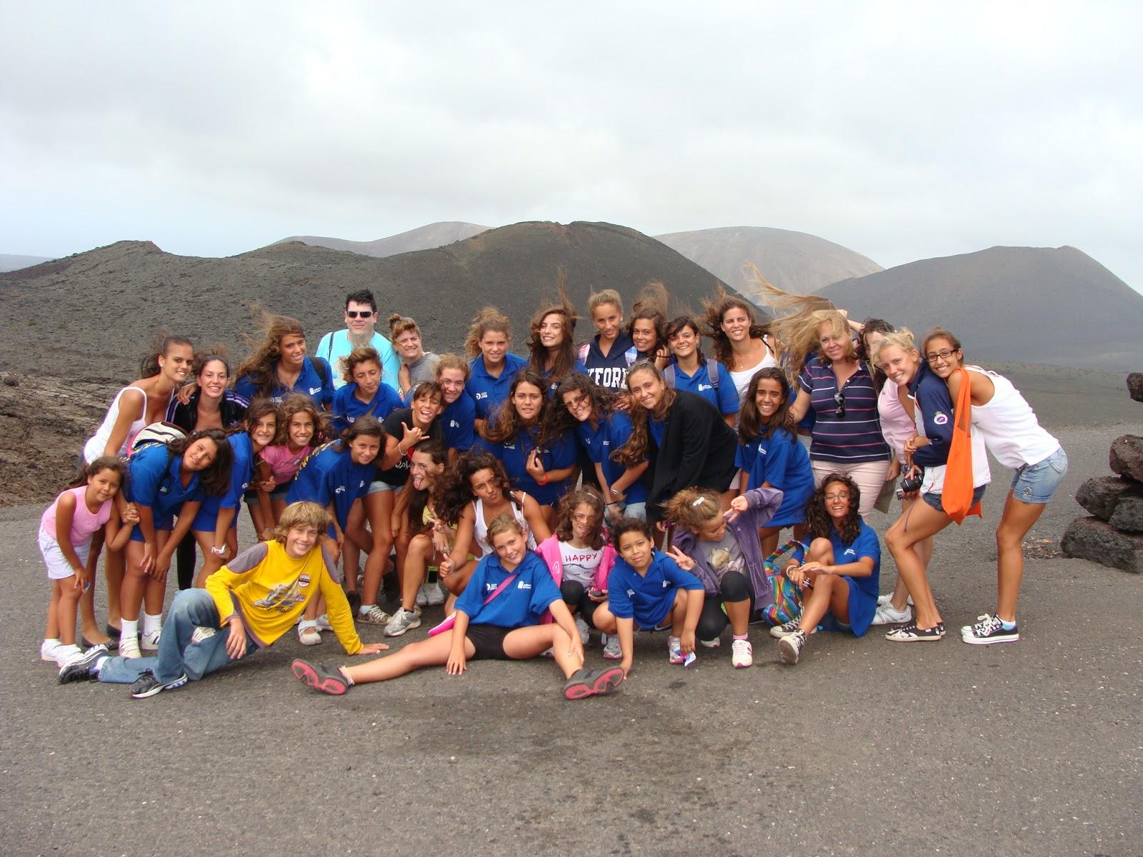 Canarias sincro el campus canarias y el club la santa - Ofertas lanzarote agosto ...