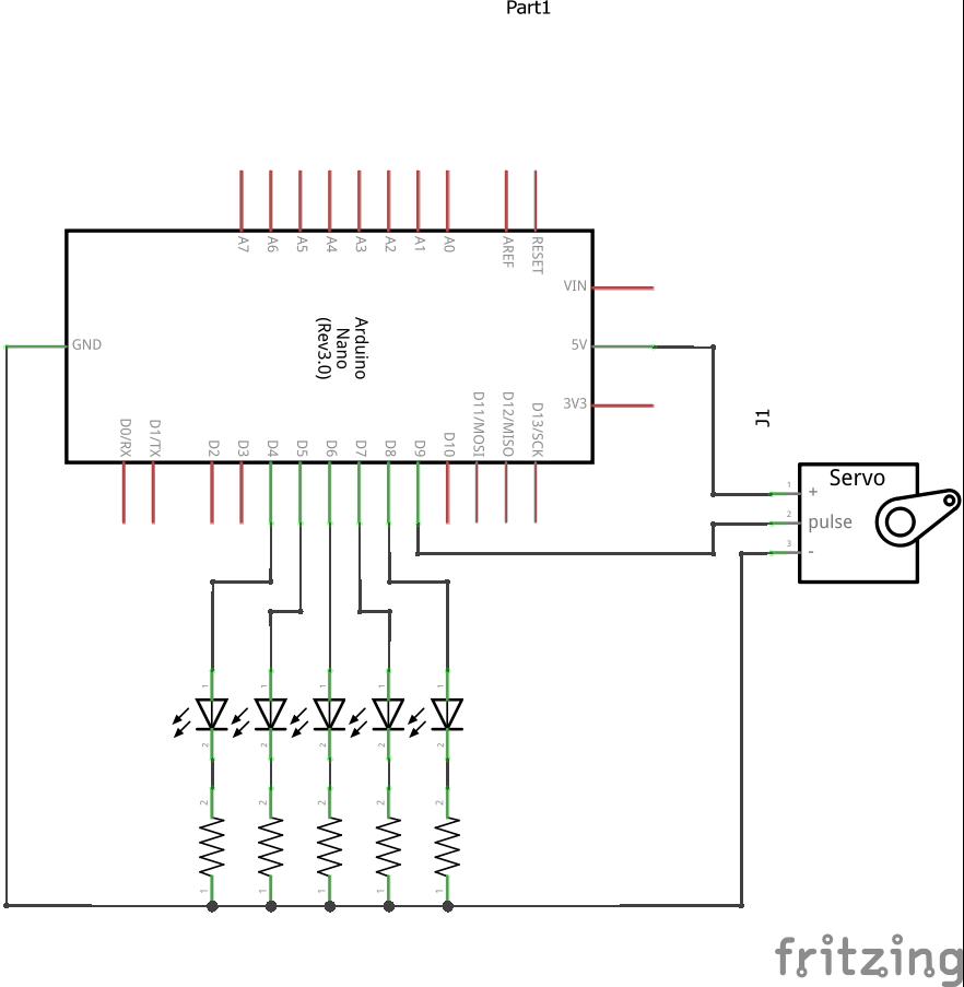 dvddouden u0026 39 s arduino projects  rc navigation lights