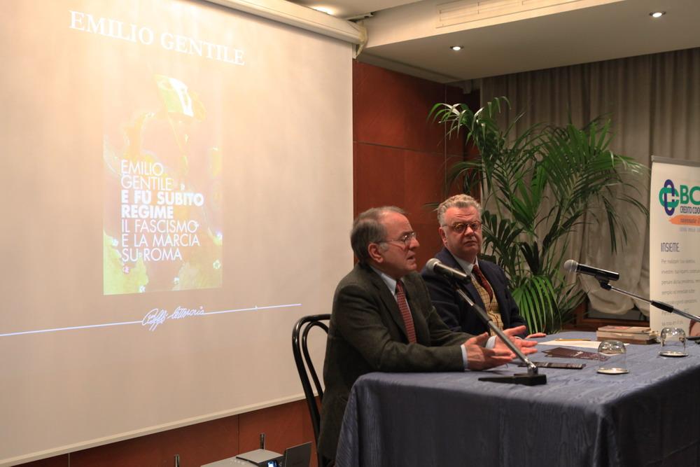 Caffe' Letterario di Lugo: La serata con lo storico EMILIO
