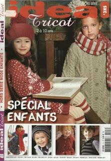 Ideal Tricot Special Enfants 3HS 2011