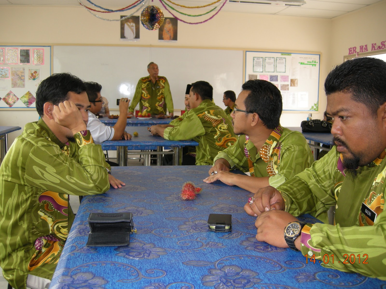 Sekolahku SK Lesong Batu,Alor Gajah, Melaka