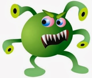 Tentang VIrus Worm Junk MAil komputer