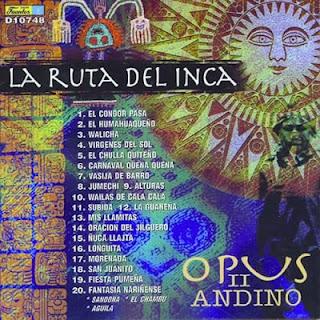 opus II andino la ruta del inca