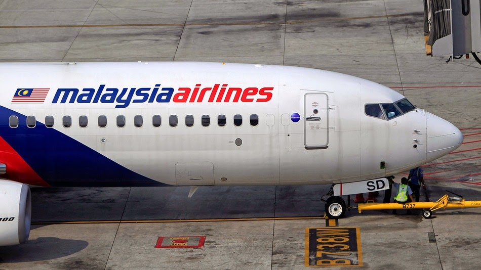 Missing Malaysian Airlines Flight MH370