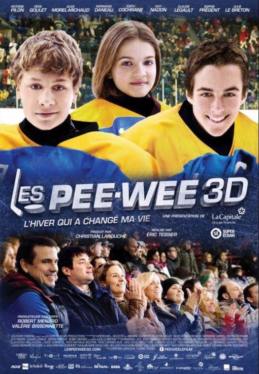 Pee Wee: O Inverno Que Mudou a Minha Vida – Dublado (2012)
