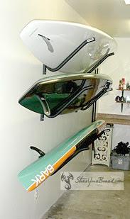 Surfboard Storage Rack | StoreYourBoard.com