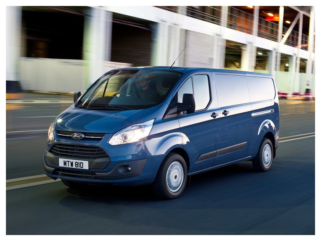 2013 Ford Transit Custom Specs