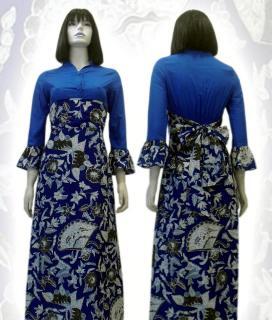 Model baju batik modern 01hh