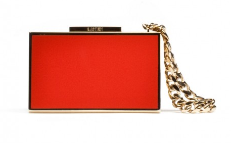 Lanvin Two-Tone Minaudiere