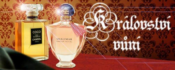 Království vůní - blog parfémy idarek.cz