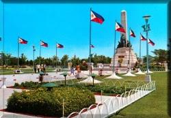 Rizal Park Monumento