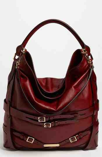 Stunning Leather Tote Bag