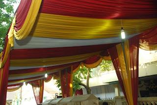 tenda dan alat pesta