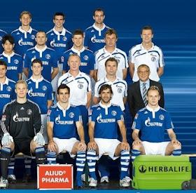 Sponsor Schalke 04 (Alemania)