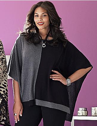 Slimming Color Block Dress Pattern