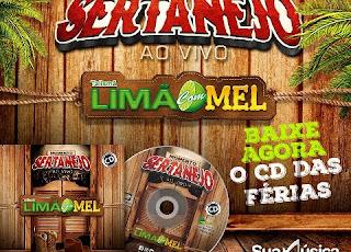 Sai CD momento sertanejo da Limão com Mel