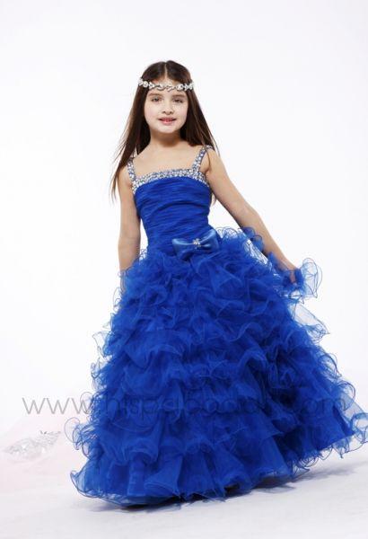 Vestidos de niña - Colección Sherri Hill 2011 | Moda y más.....