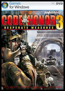 Code Of Honor 3 Desperate Measures PC Download