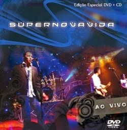 CD +DVD SUPERNOVAVIDA AO VIVO