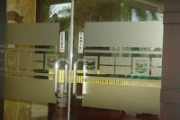 sticker sandblast bali
