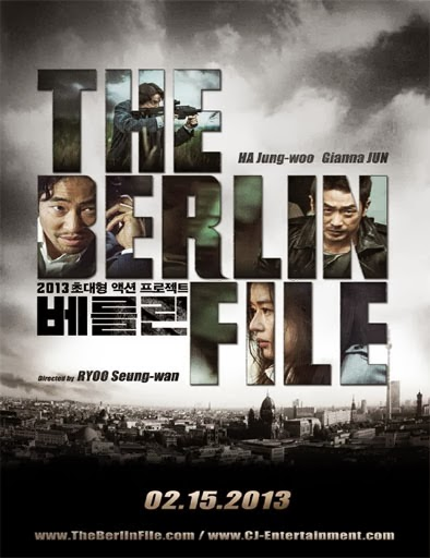 Poster de The Berlin File