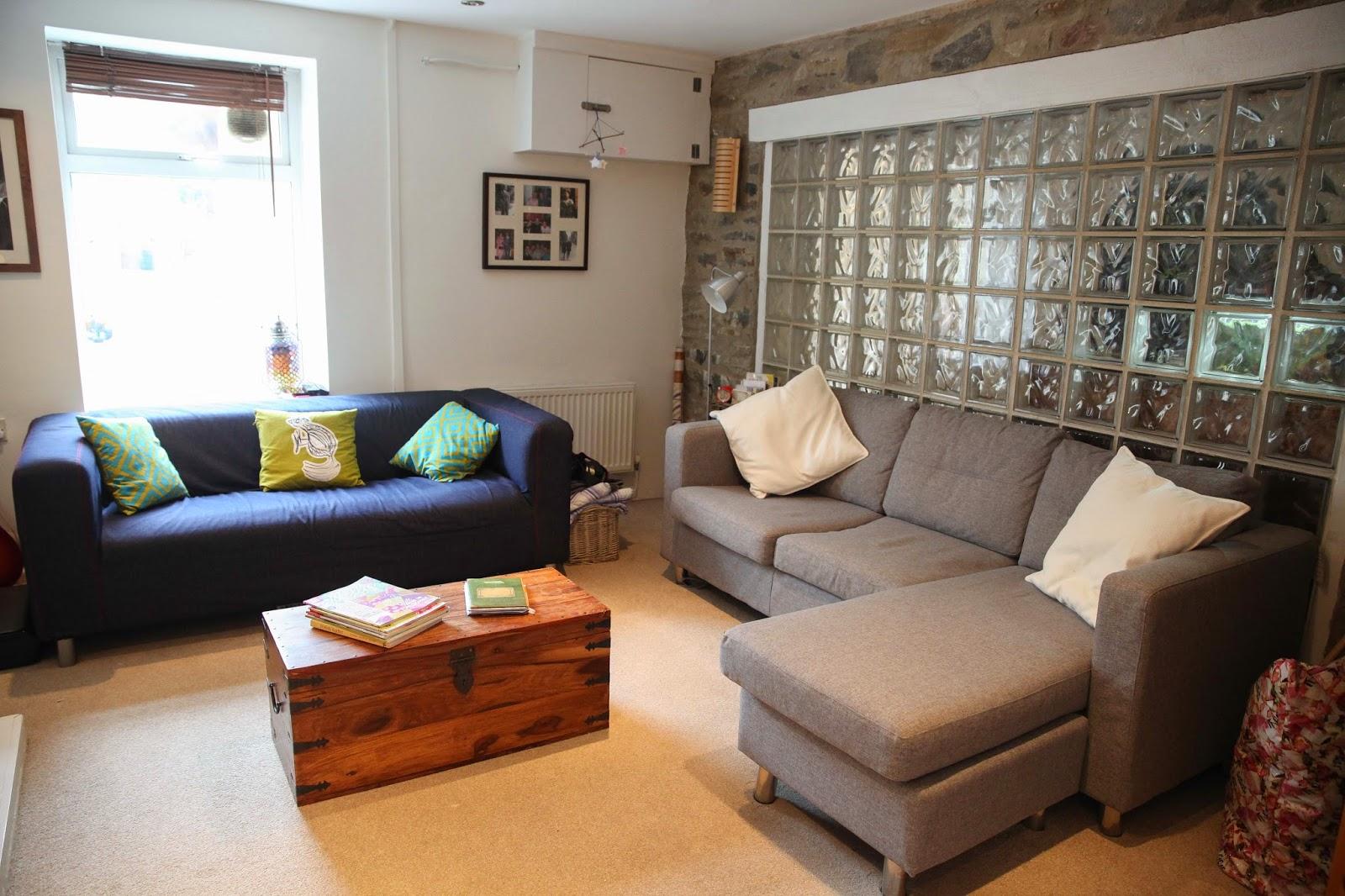 sofa time