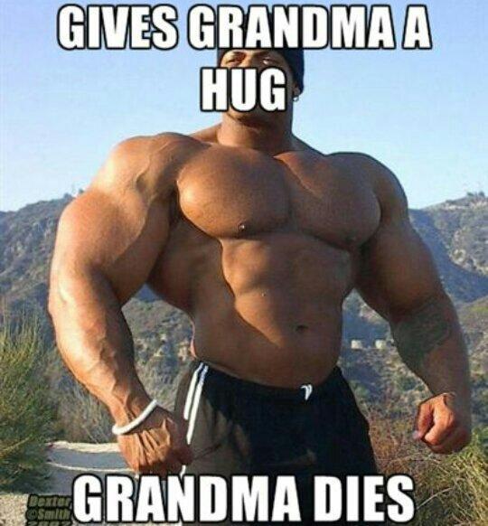 funny steroids meme