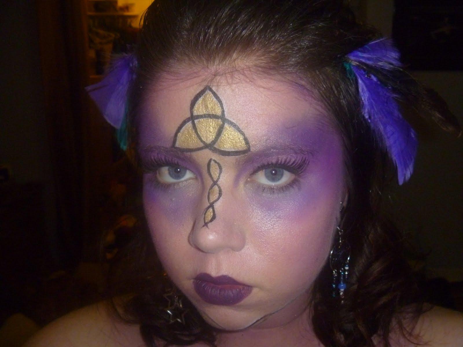 Makeup=Art: Request: Purple Pixie Fairy
