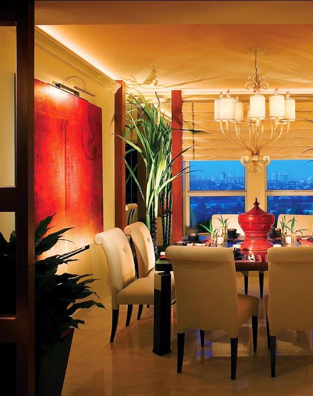 Penataan Cahaya Romantis Pada Interior Rumah 1