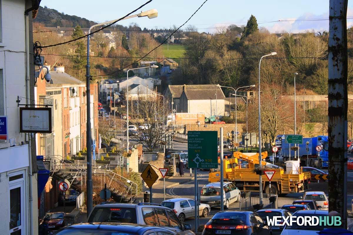 Castle Hill, Enniscorthy