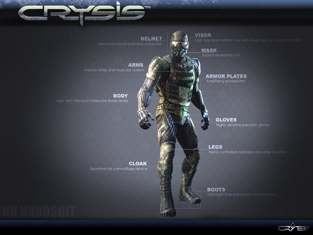 Crysis HD & Widescreen Wallpaper 0.356031512076247