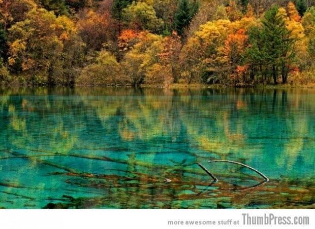 Jiuzhai Valley National Park, China picture