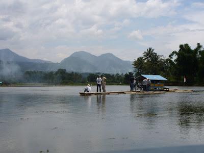 Indahnya Danau Parahyangan Situ Ciburuy