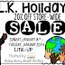 MLK Jr Storewide Sale